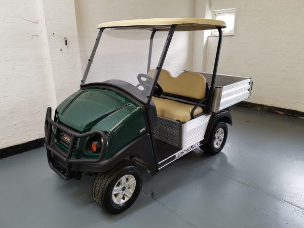 CA300 Beige Seat & Canopy
