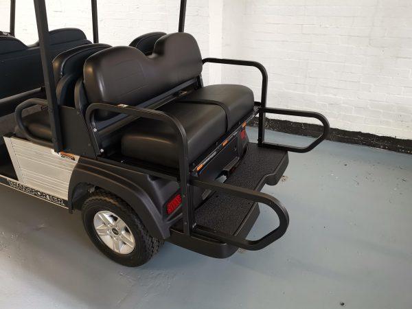 Rear Flip (Seat)