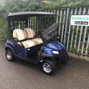 Club Car TEMPO Lithium